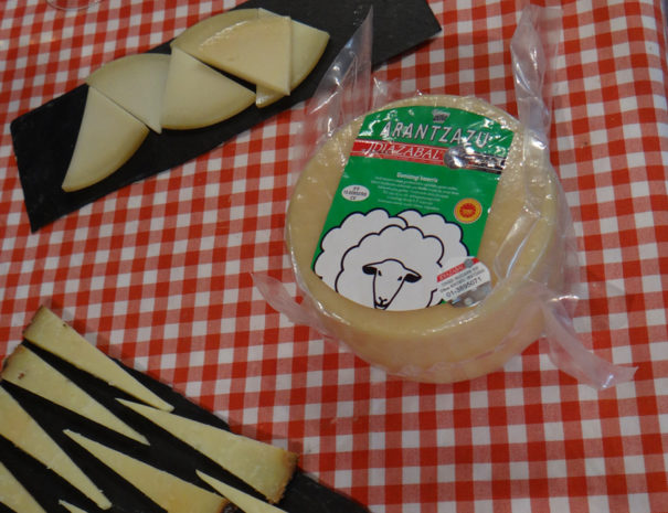 Arantzazu-Idiazabal-cheese-Wilextours