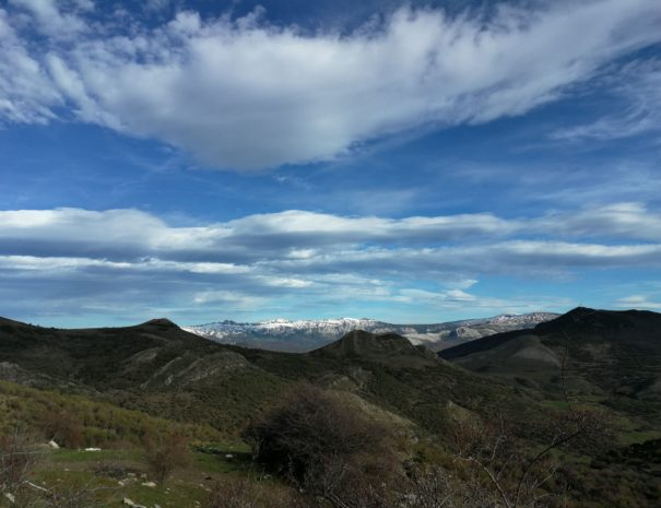 Palentian Mountains in winter Wilextours