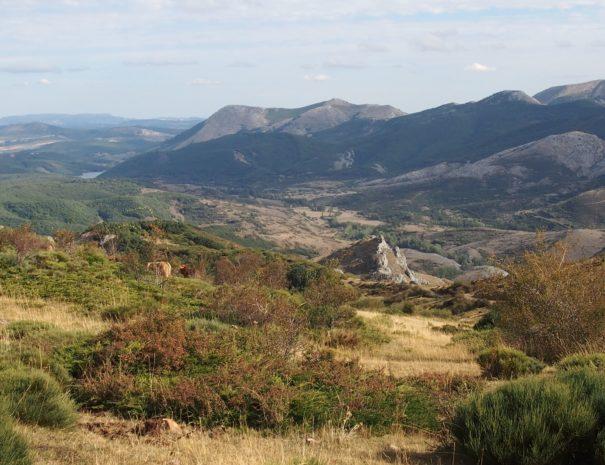 Palentian mountains view Wilextours