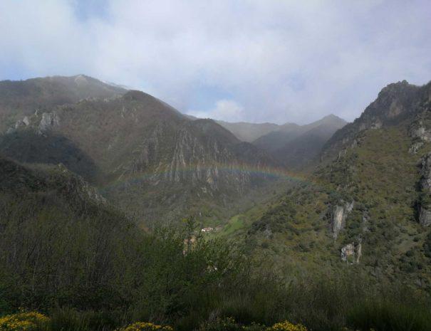 Somiedo-rainbow-Wilextours