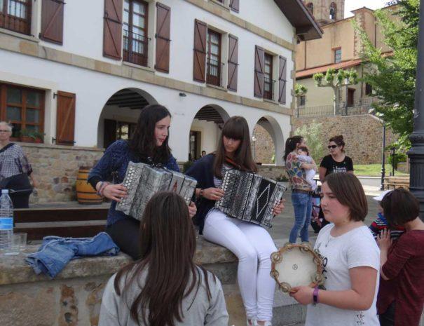 Basque music