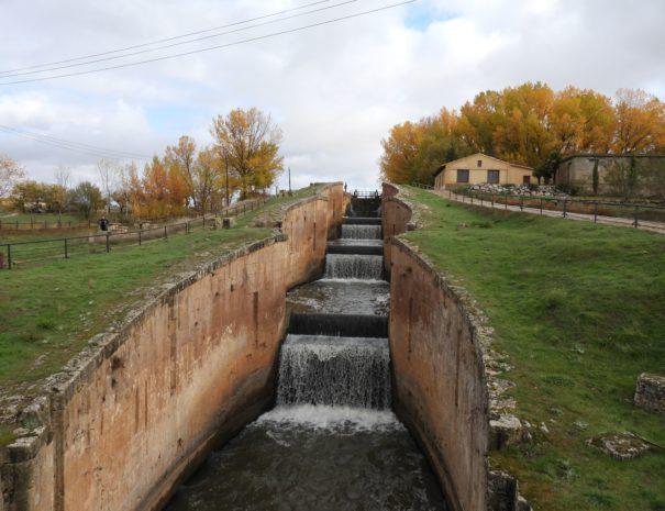canal de castilla falls Wilextours-min