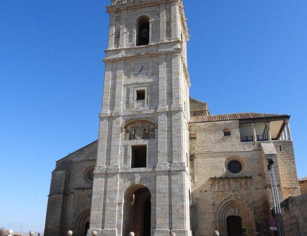 Iglesia tamara Palencia