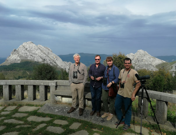 visitors-urkiola-Pablo-Wilextours